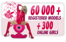 More than 26,000 registered models on Xlovecam